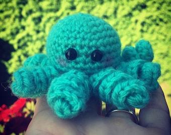 Crochet amigurumi  Octopus toy