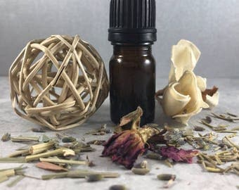 UPGRADE | 5ml | Essential Oil Blend | Stress Relief | Focus | Rexation | Aromatherapy | Energizing Blend | Lavender | Mint