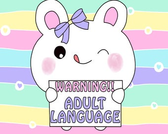 Adult Language --- F*** It -- Go Naked -- Planner Stickers --- #419