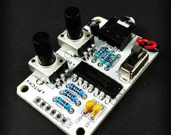 Atari Punk Console Kit, Beginners DIY Electronic Project, Circuit Bent Synthesizer, Noisemaker