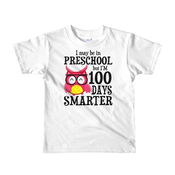 100 Days of School, 100 days smarter, 100 School Days, 100 Days of School shirt for Boys or Girls, 100th day of school shirt, 100 days tee