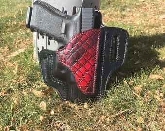 G19/23/33 leather holster