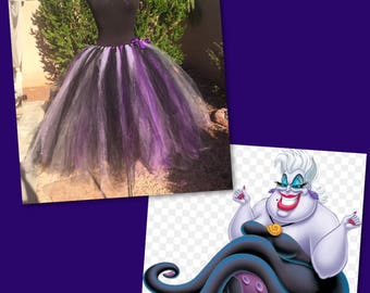 Disney Ursula inspired tutu