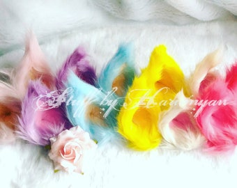 Pastel Cat Ears (Clip Ons)