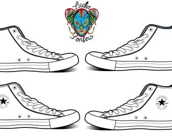 Create Your Own Custom Converse