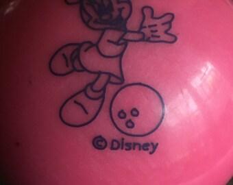 Brunswick Minnie Mouse Bowling Ball