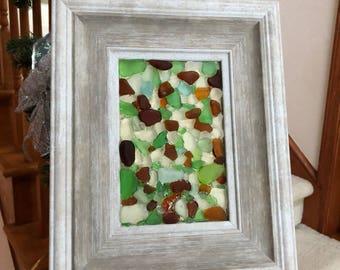 Seaglass Collage 2