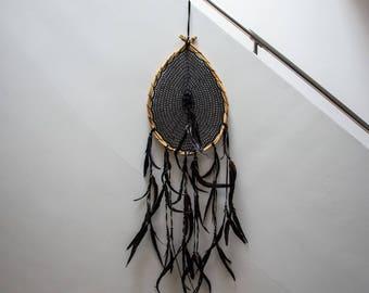 DreamCatcher black rattan SAYULITA
