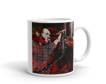 Don Cherry Taste Maker Jazz Mug