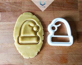 XMas Hat | Exclusive Christmas Dough stamps