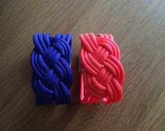 Royal blue Cuff Bracelet