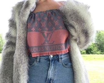 Louis Vuitton Crop Top