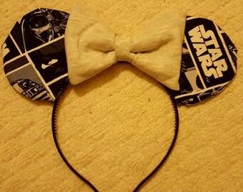 Star wars Mickey mouse ears