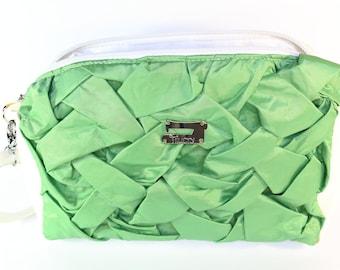 Elegant handbag for special events, Green, Evening bag, Prom bag, Wedding bag, gift for her