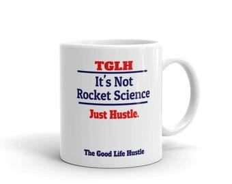 Hustle Mug   Hustle Coffee Mug