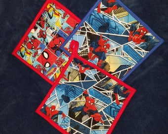 SpidermanKitchen Pot Holder  (Hot Pad)
