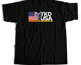 TKD USA Kick