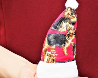 Dog, Yorkshire Terrier Ornament Yorkie Gifts Yorkie Dog Lover Gift Yorkie Christmas Ornaments,  Christmas Decorations Yorkie Ornament