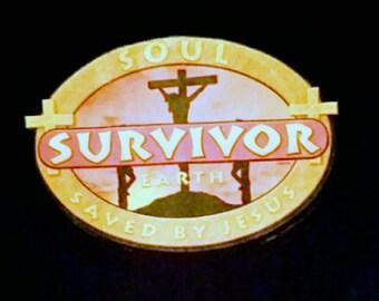Jesus soul survivor T-shirt