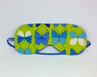 Butterfly Sleep Mask - Eye Mask - Blindfold