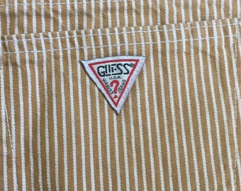 Vintage 90's High Waisted Guess Shorts