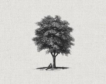 Plant, Leaves, Flower, Illustration, Digital Download Printable, Image For Wall Decoration, Prints