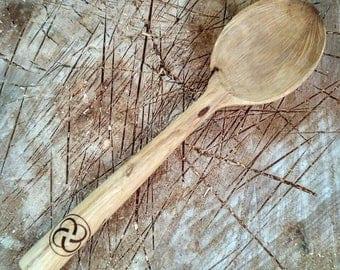 SALE for mens spoon wood utensil