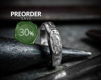 Preorder till 25.6. Ring with St. George