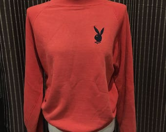 SALE! Vintage Playboy Womens Sweatshirt