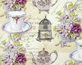 20 33 cm ISABELLE collage decoupage paper napkins