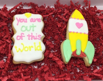 You're out of this World Cookies Gift Set