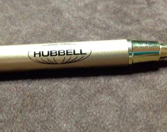 Hubbell LP Ballpoint Pen Gold Black Ink Pen Hubbell Canada