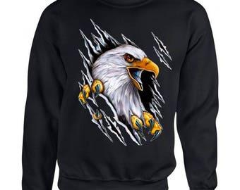 Eagle mens Sweatshirt