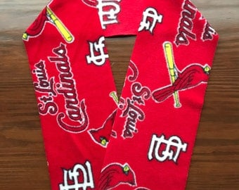 St. Louis Cardinals Fleece Scarf
