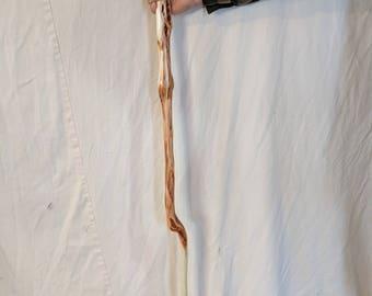 Diamond Willow Hiking Stick (#517)
