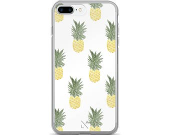 Pineapple iPhone Case iphone 6 case, iphone 7 case, iPhone 8 case, iphone 7 plus case, iPhone X case, iphone 8 plus