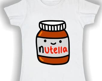 T shirt woman nutella