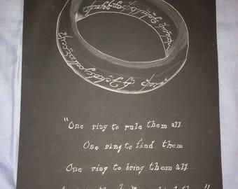 the Unique ring