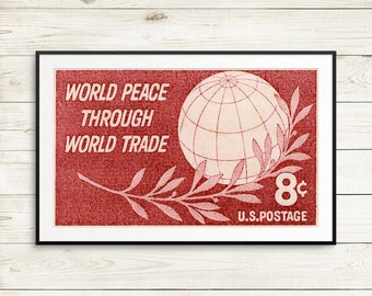 economics poster, finance poster, political science poster, economist, wealth of nations, united nations, cool posters, olive branch logo