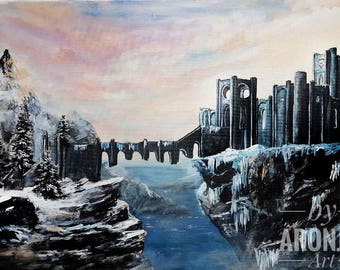 Winterhold - Print