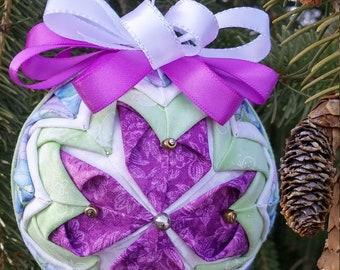Lavender Spring  Ornament