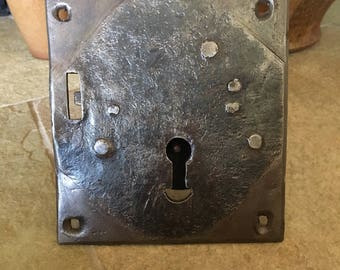 Antique Spanish Door Lock