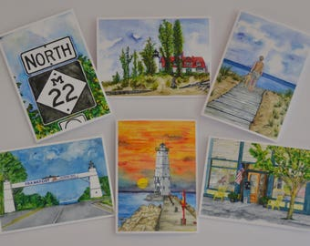 Notecards of Northern Michigan