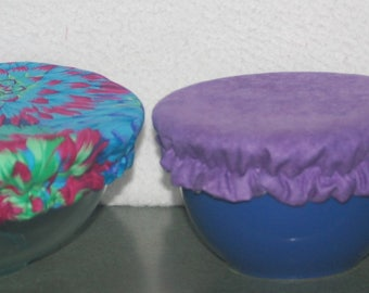 Bold Bowl Covers, Set of Three