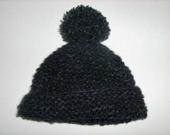 100% cashmere Hat 'London series' made in Italy
