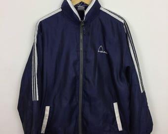 Vintage 90s Head Windbreaker Jacket Sport Hip Hop Kappa Reebok