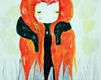 SALE!!! Autumn girl