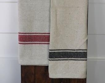 Cotton Kitchen Towels -Set of 2