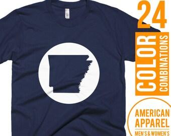 Arkansas Tshirt Arkansas T Shirt Arkansas Tee Shirt Arkansas T-Shirt Arkansas Clothes Arkansas Clothing Gift
