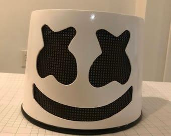 Kid Size Marshmello Replica Helmet